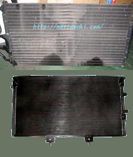 エアコンコンデンサーの製作